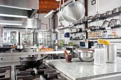 equipment in a kitchen