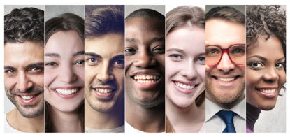 faces of various people