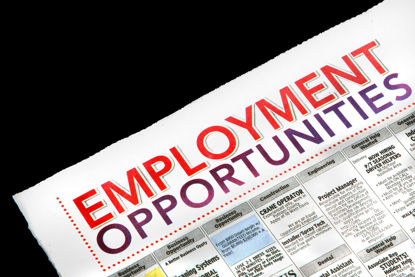 employment opportunities graphic