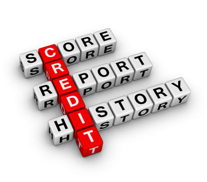 crossword puzzle of credit words