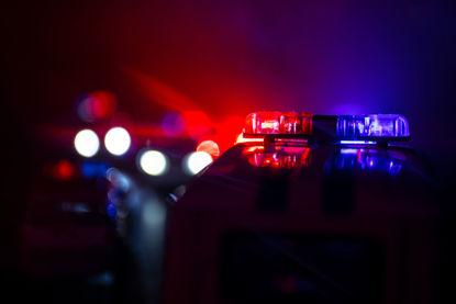 emergency lights on vehicles