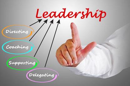 word leadership with characteristics