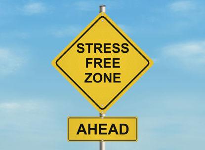stress-free sign