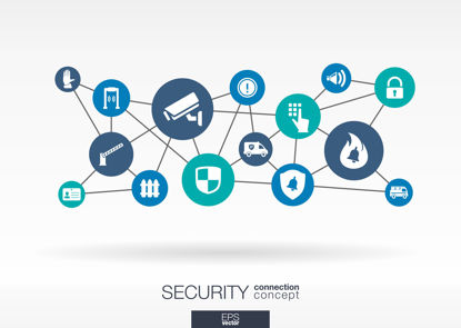 security network concept